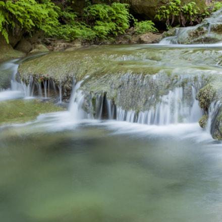 Turgut waterfall , Türkiye
