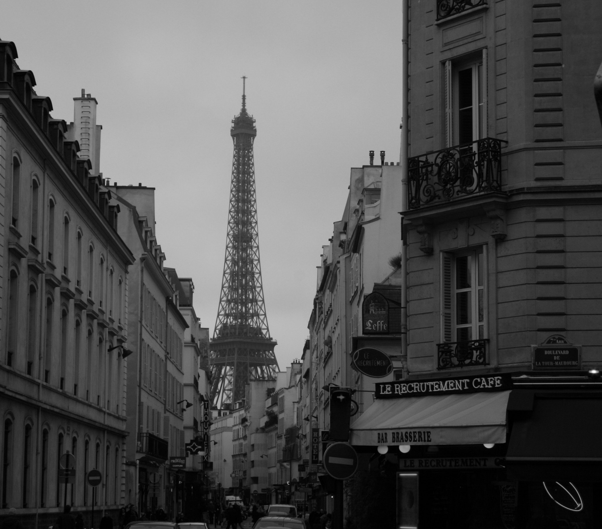 Photograph ... From La tour Maubourg Bd by Astrid angel on 500px