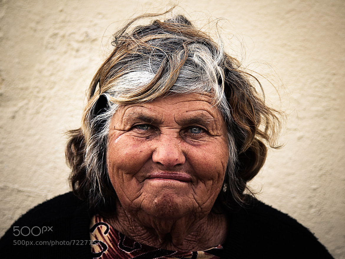 Photograph Maria da Fé by Rui Boino on 500px