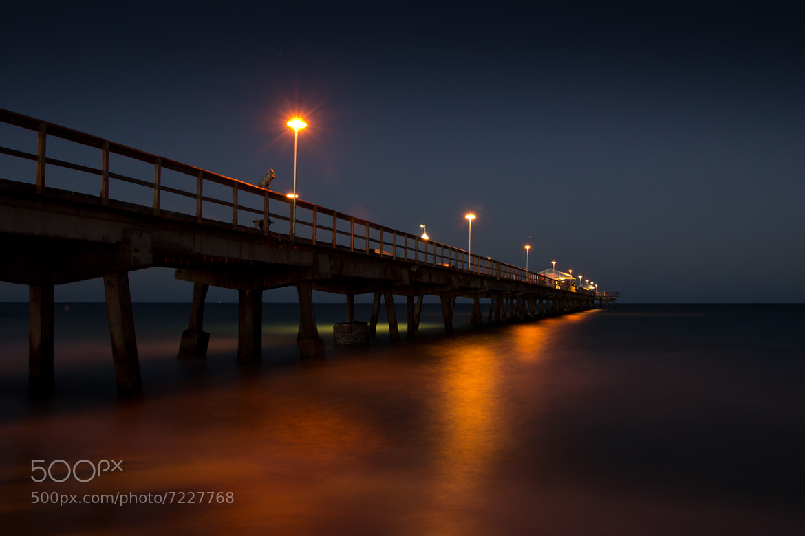 Photograph Pier Fort Lauderdale by Gordonk -Photography on 500px