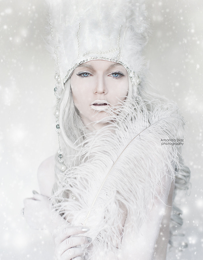 Frozen by Amanda Diaz on 500px.com