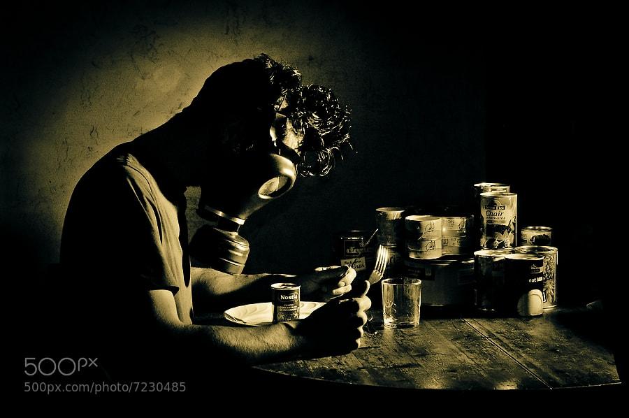 Photograph The dinner by Baptiste Sibé on 500px