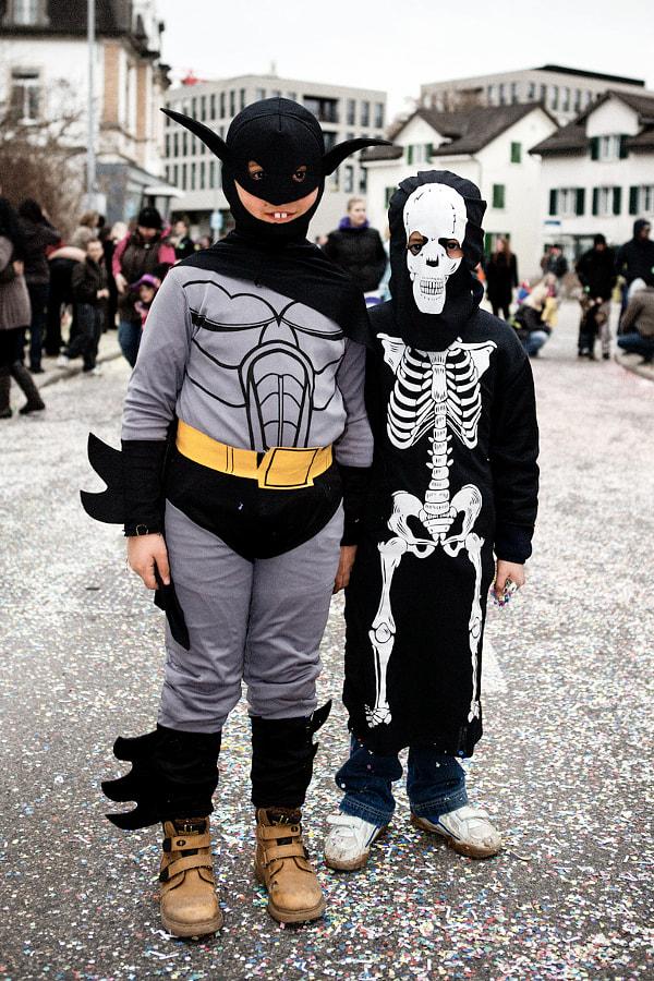 Batman & Robin?