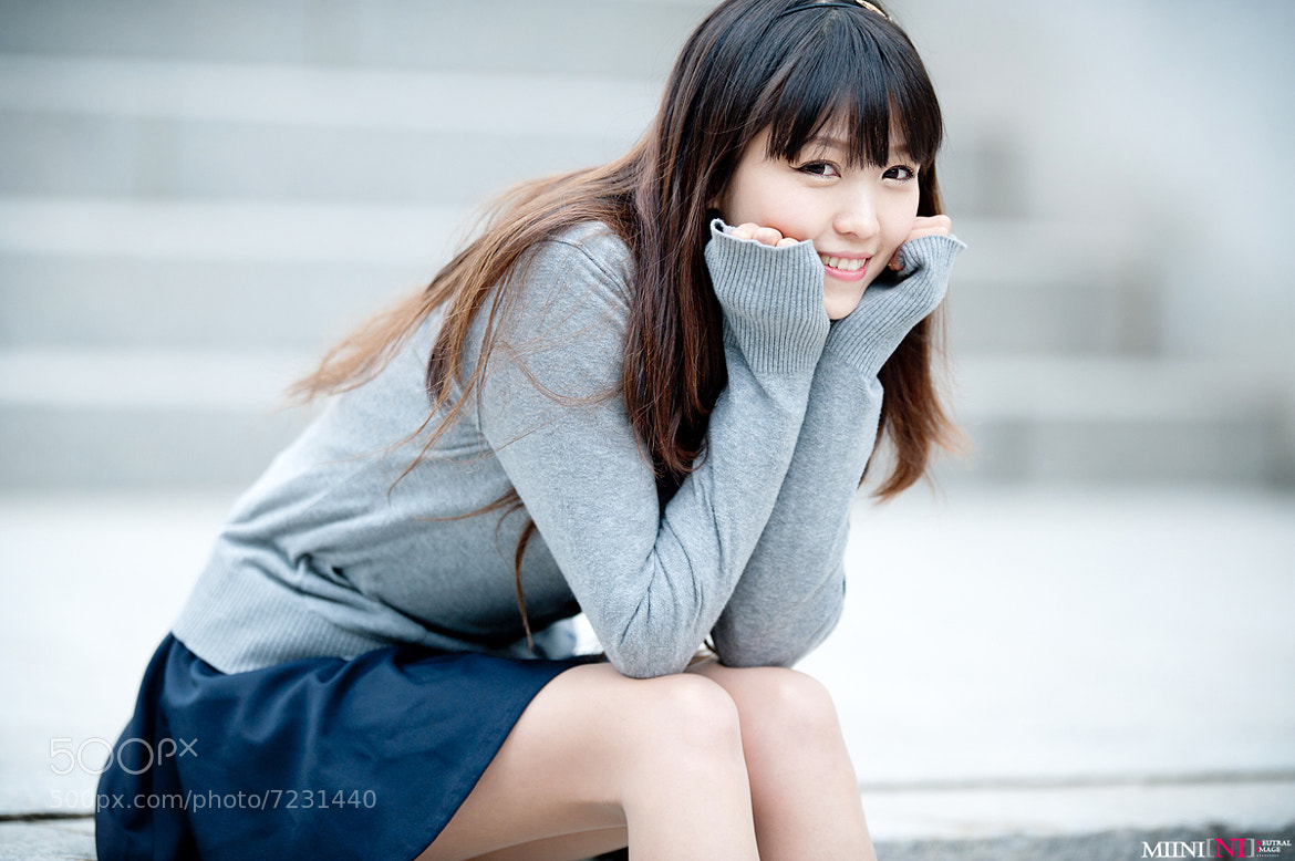 Photograph smile by Dongmin Shin on 500px