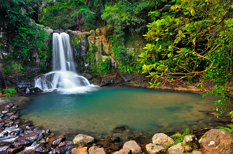 Photograph Waiau Falls by Mike Isaak on 500px