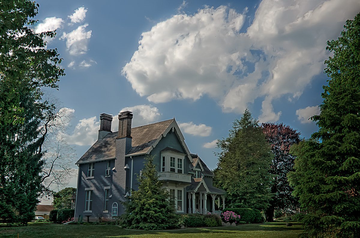 Photograph Grandma's House by Tracy Wilson on 500px