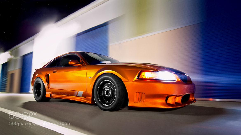 Photograph Saleen Mustang by Josh Balduf on 500px
