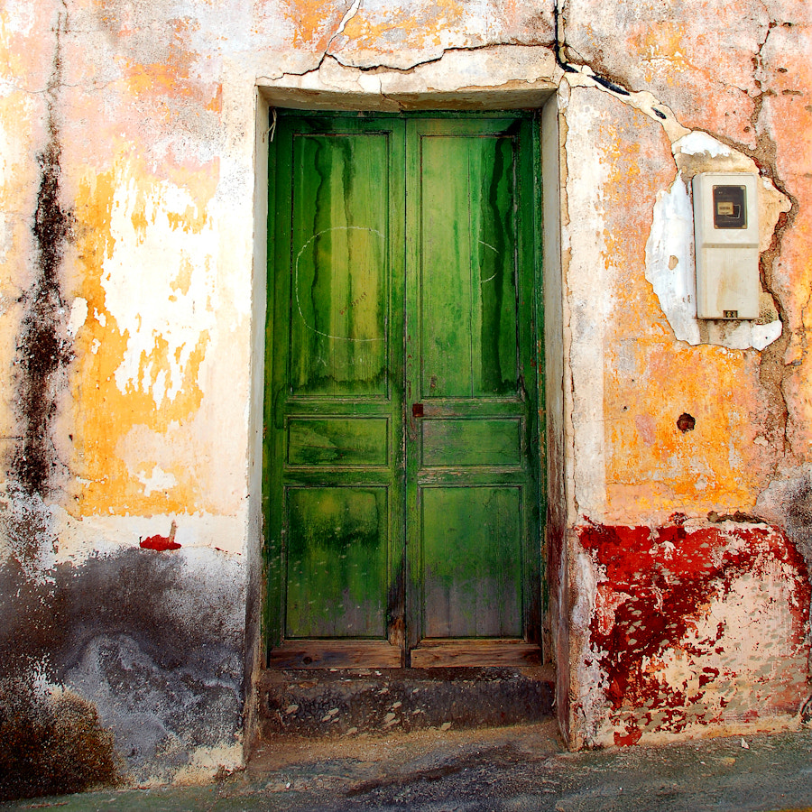 Photograph Red, yellow and green by Jose Maria Cuellar on 500px