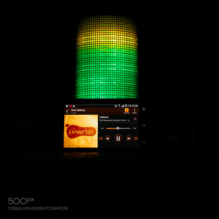 Photograph Music in the Dark by Korak Datta on 500px