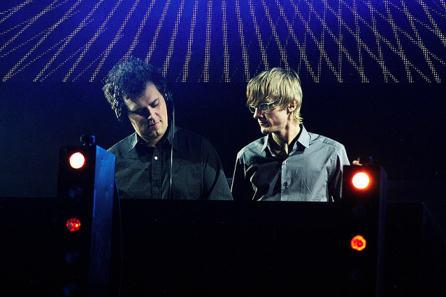 Photograph Simian Mobile Disco. by Aarch  on 500px