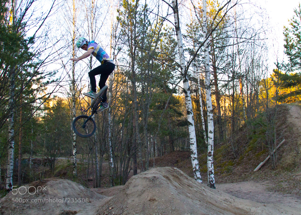 Photograph BMX by Linssi Lude on 500px
