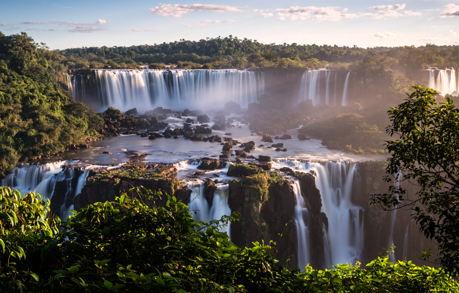 Photograph Iguazu Falls by Xec Oliver on 500px