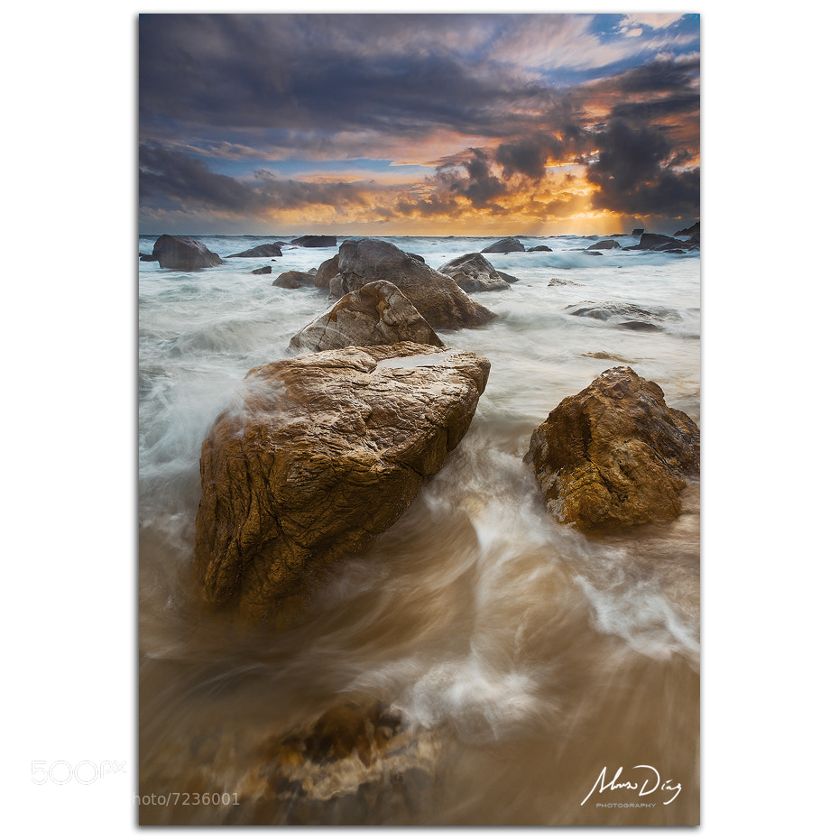 Photograph Dynamic seascape by Alonso Díaz on 500px