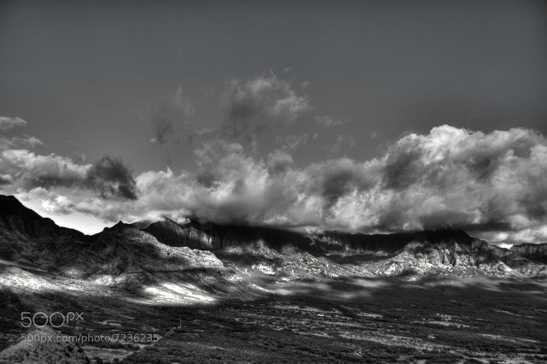 Photograph Hawaiian ridges by mtnhuck on 500px