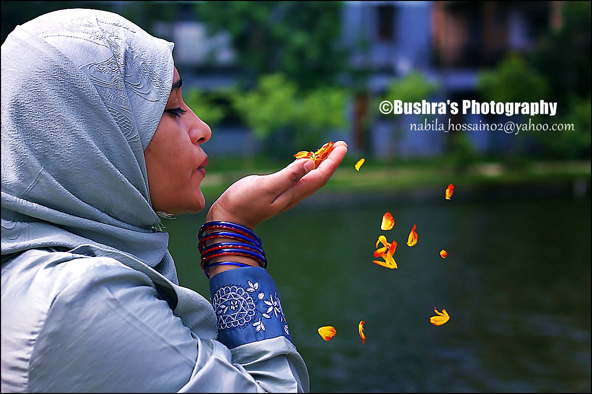 Photograph || Blowing Happiness to u All - Say no to sadness|| by nabila Hossain on 500px