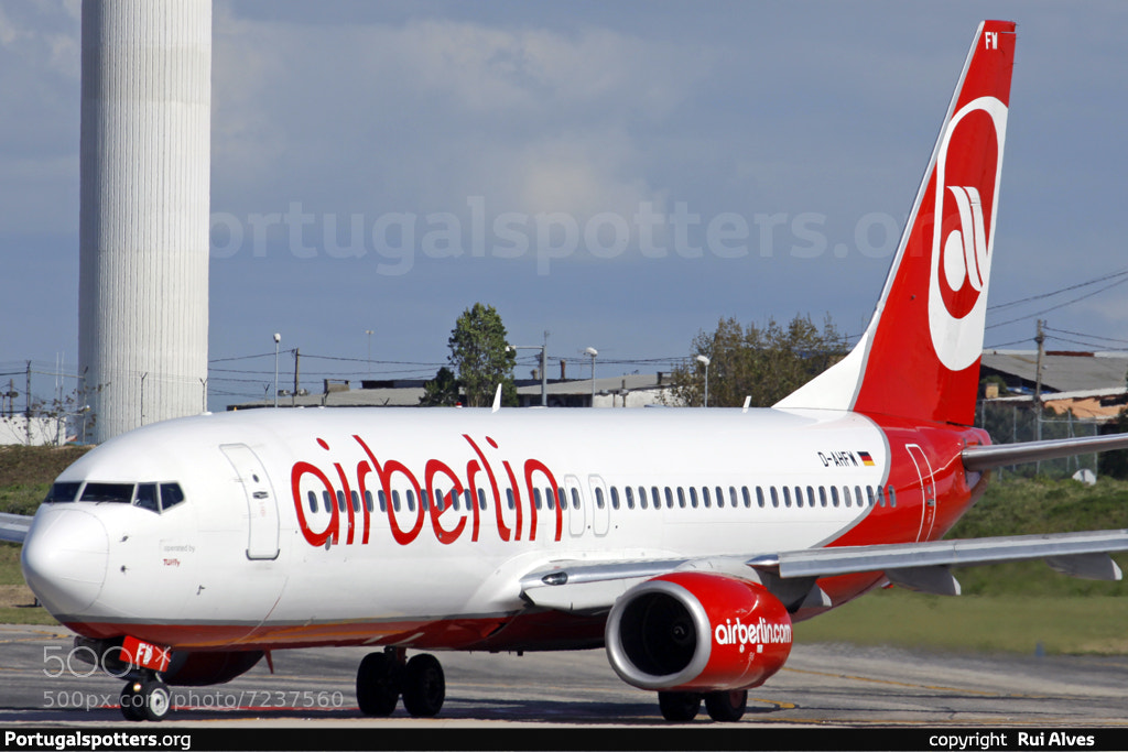 Photograph Airberlin by Eu Spotter on 500px