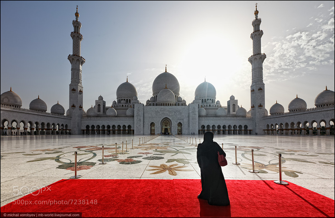 Photograph The way to the holy place by Michail Vorobyev on 500px
