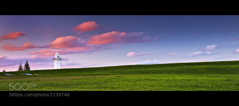 Photograph Macquarie Lighthouse Sunset by Stanley Kozak on 500px