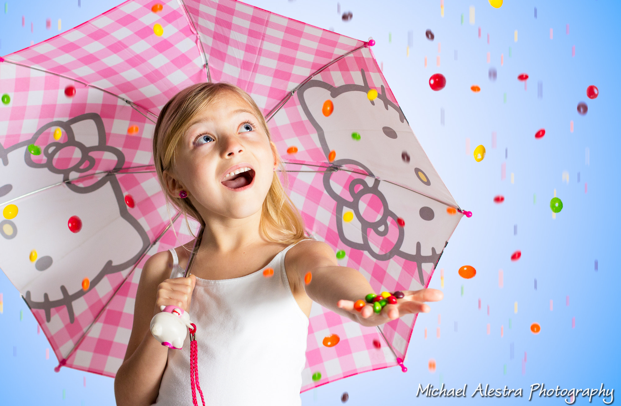 Photograph Raining Skittles by Michael Alestra on 500px