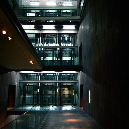 Inside the Mumok