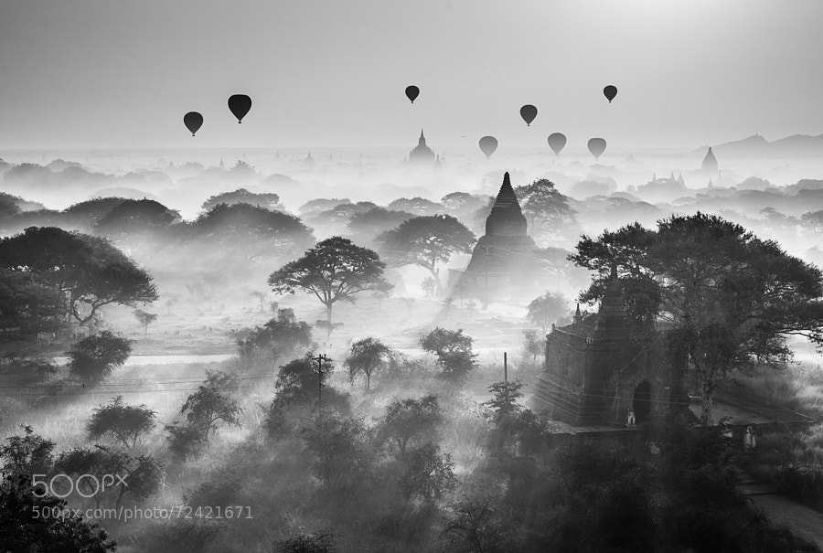 Photograph Bagan, Myanmar by Zay Yar Lin on 500px