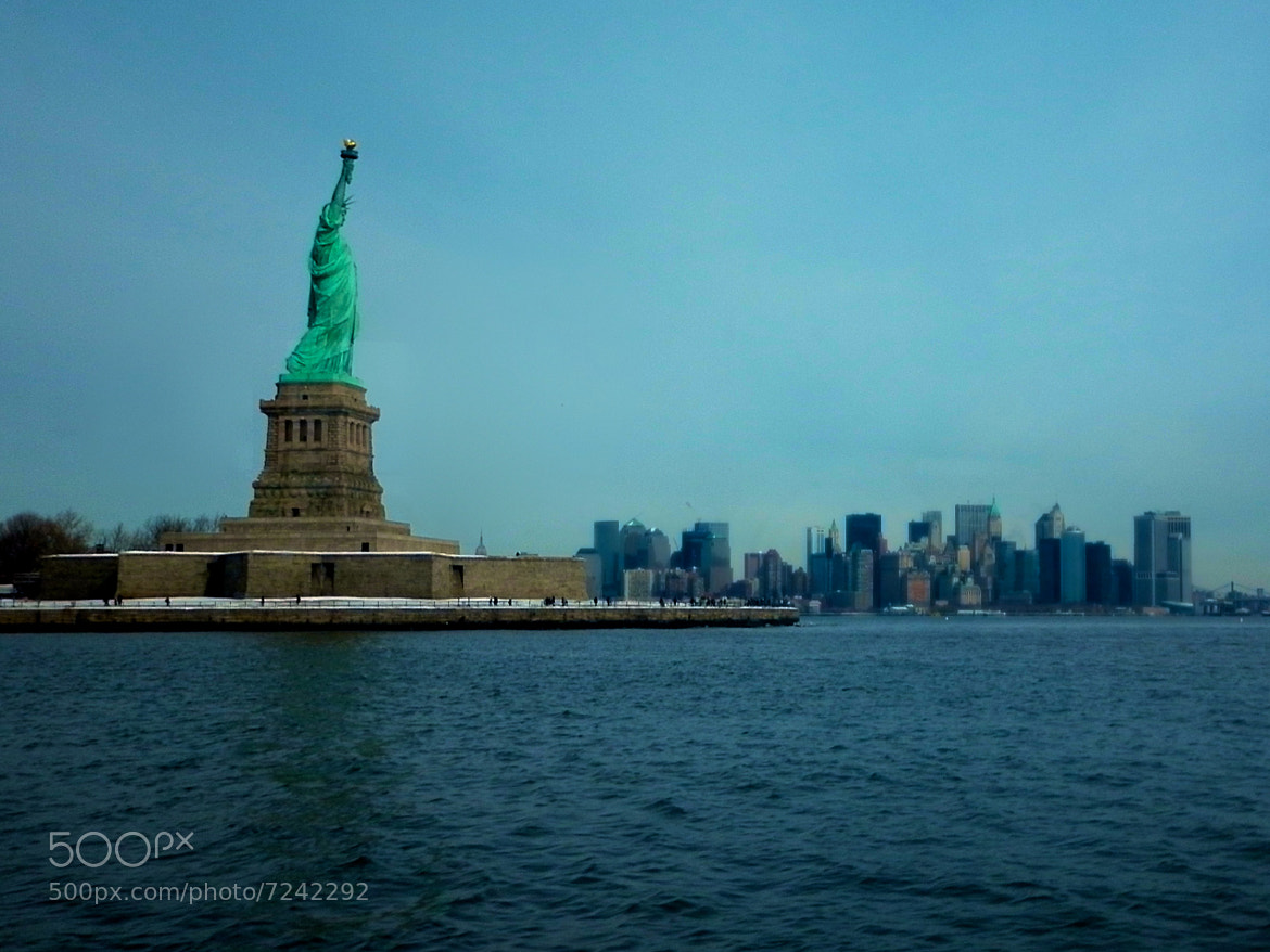 Photograph Statue of Liberty by Oran O'Connor on 500px