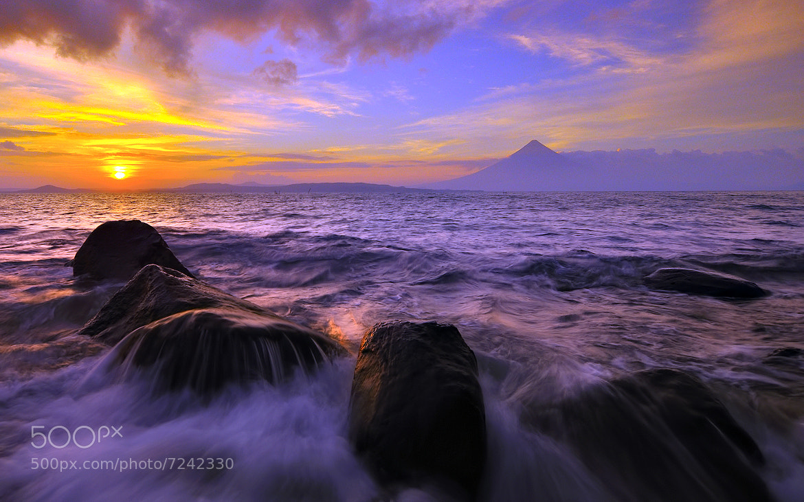 Photograph S u n s e t by Dacel Andes on 500px
