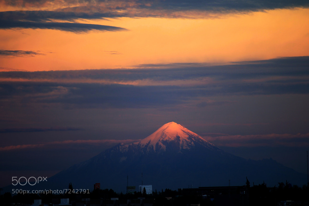 Photograph Volcano in the afternoon by Cristobal Garciaferro Rubio on 500px
