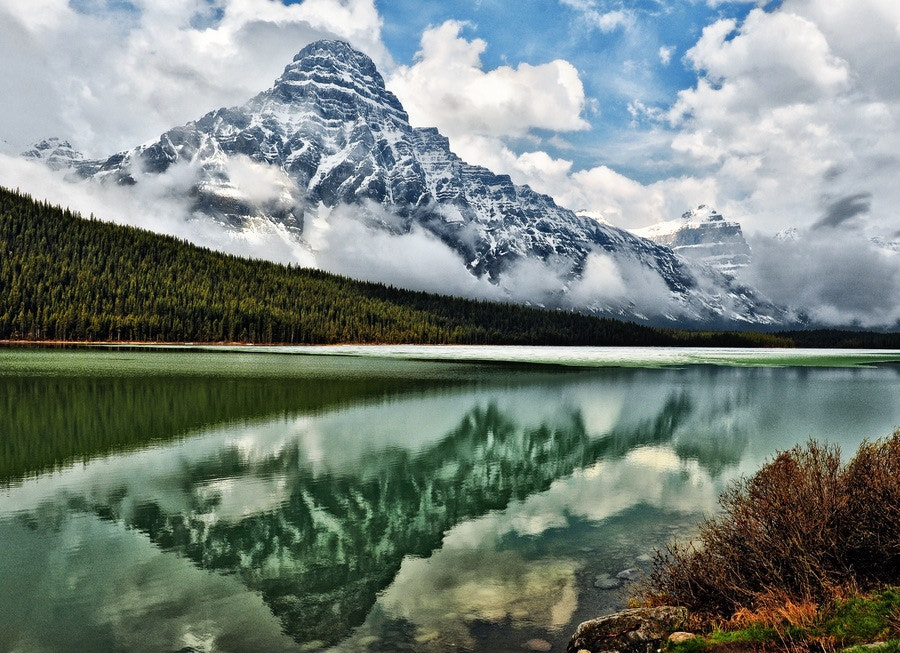 Photograph Waterfowl Lake View by Jeff Clow on 500px