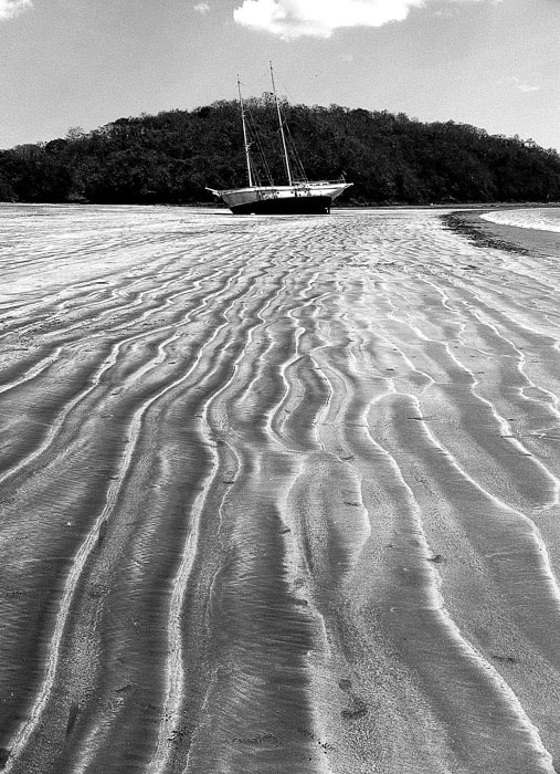 Photograph Abandoned sail boat by Dixon Hamby on 500px