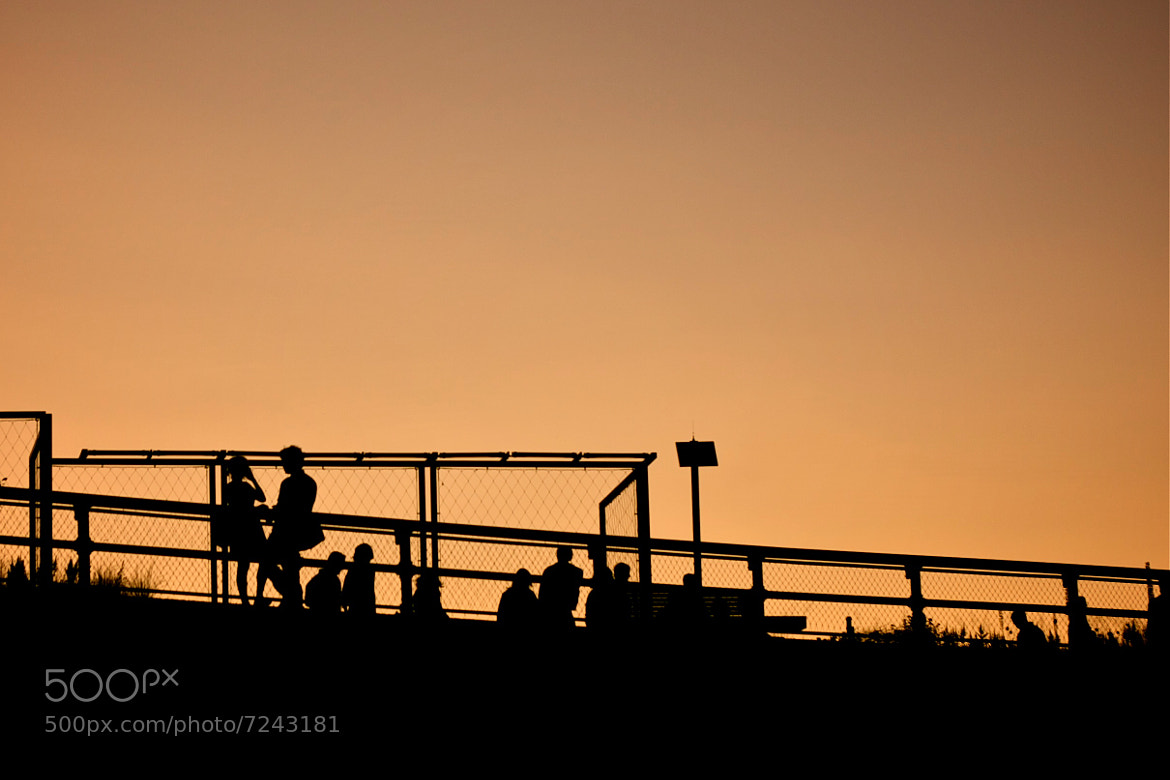 Photograph Somewhere over the Highline by Angel Jimenez de Luis on 500px