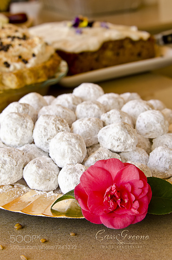 Snow Ball Cookies by Cass Peterson Greene (cassgreene) on 500px.com