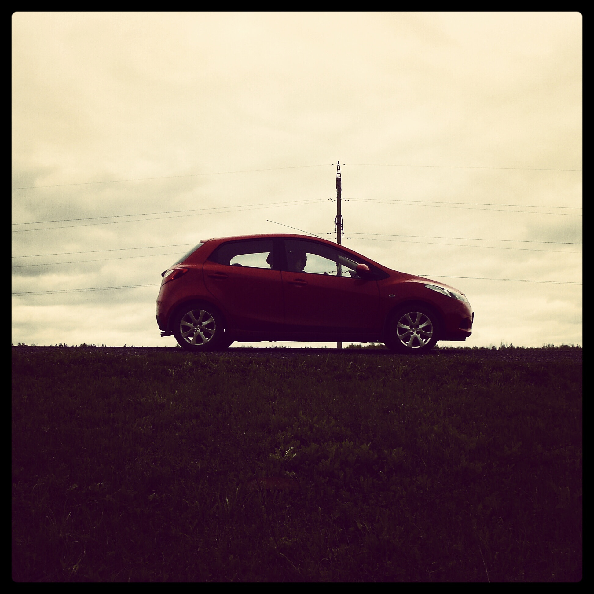 Photograph Mazda 2 by Kamil  Xabeeroff on 500px