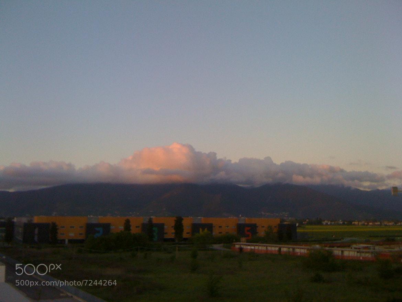 Photograph Rosé cloud by The Oal on 500px