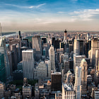 Постер, плакат: The New York Cit