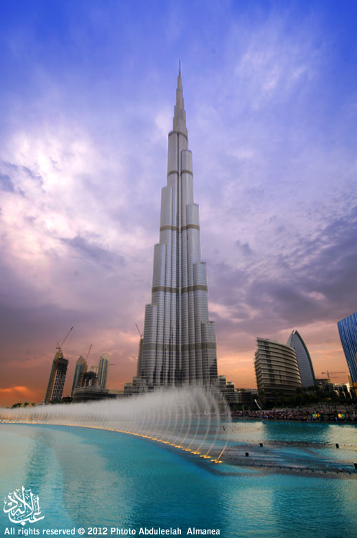 Photograph Burj Khalifa by Abduleelah Al-manea on 500px