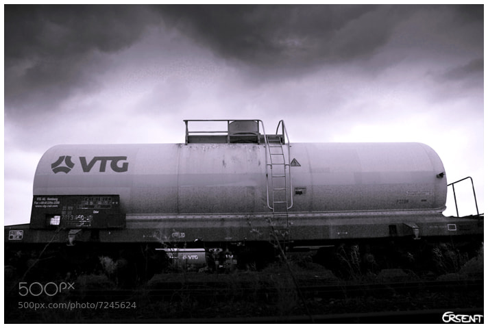 Photograph Tank Wagon by Ersen T on 500px