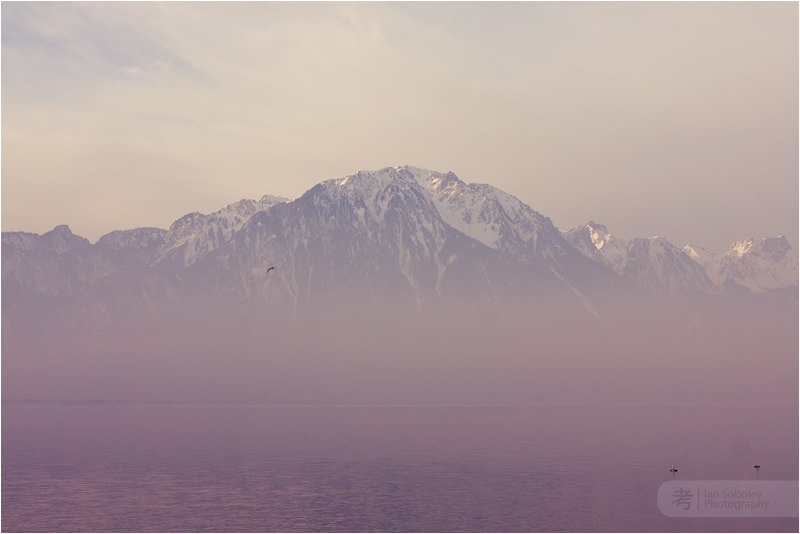 Photograph Montreaux by Evgeny Tchebotarev on 500px