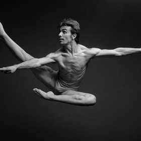 Javier Conejero Dancer 05 by Ivan Zabrodski (ivanzab)) on 500px.com
