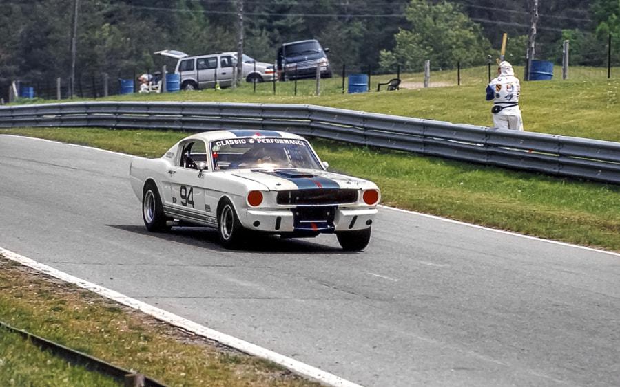 VARAC Mustang