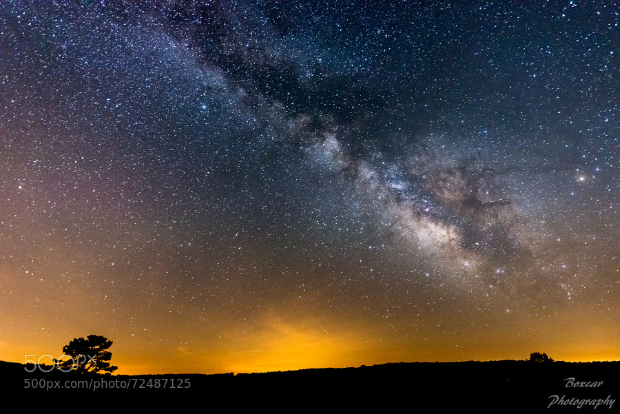 Photograph Big Meadow Milky Way by BoxcarPhotography (John Messner) on 500px