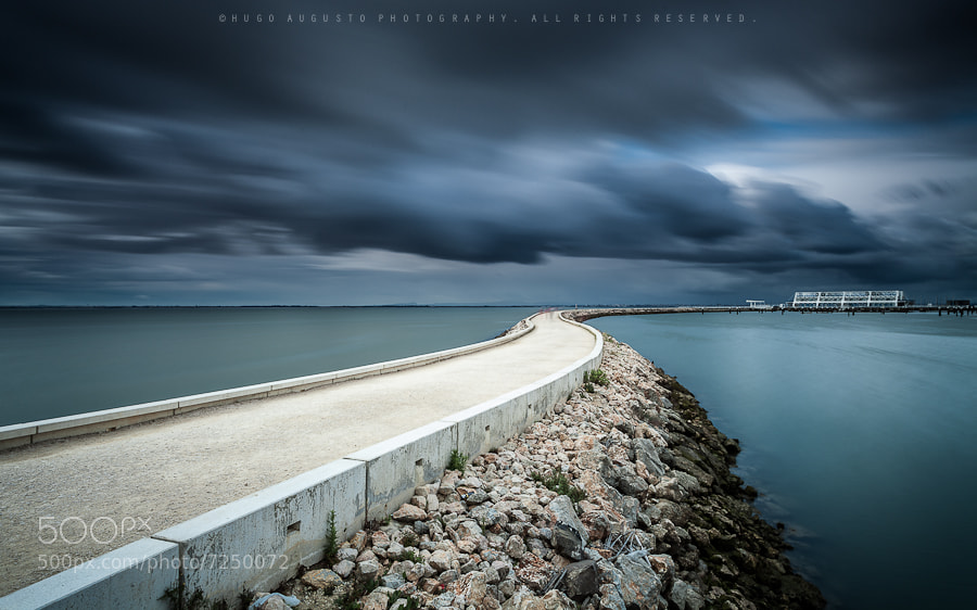 Photograph Follow the storm by Hugo Augusto on 500px