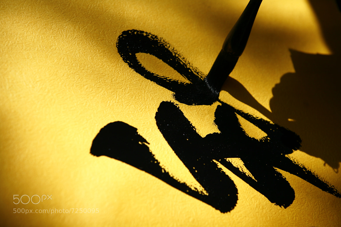 Photograph Calligraphy by Phan Van Hoa on 500px