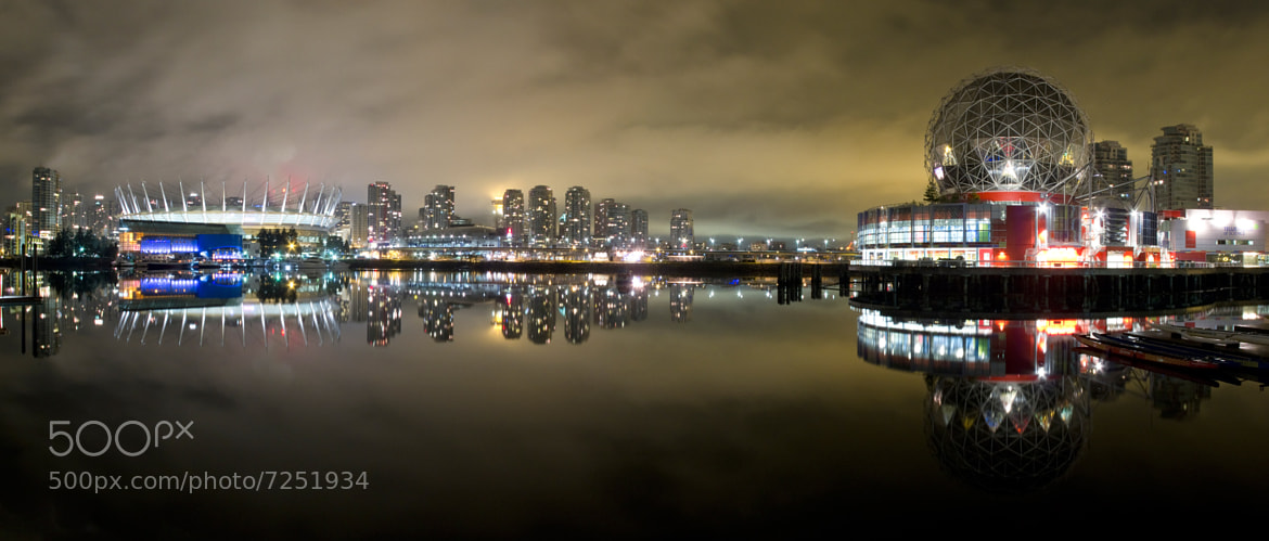 Photograph new look False Creek. by Ross Leathley on 500px