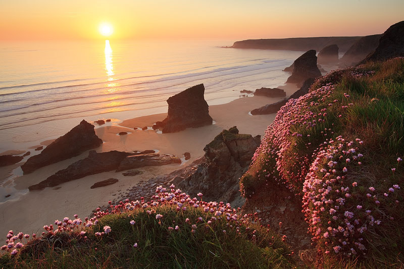 Photograph Bedruthan Steps by Alex Nail on 500px