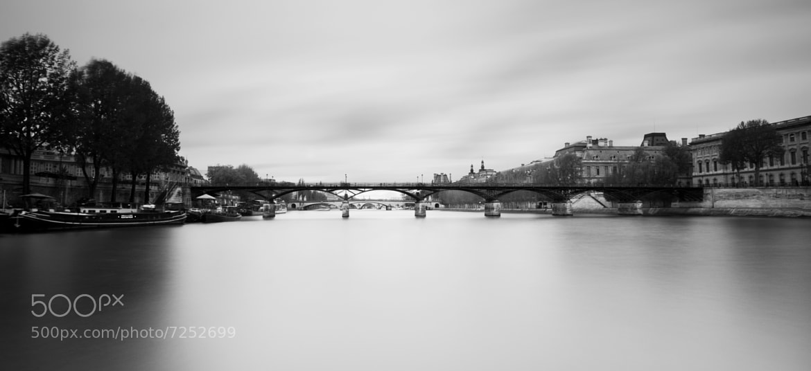 Photograph Ponts des Arts by Alain Wallior on 500px