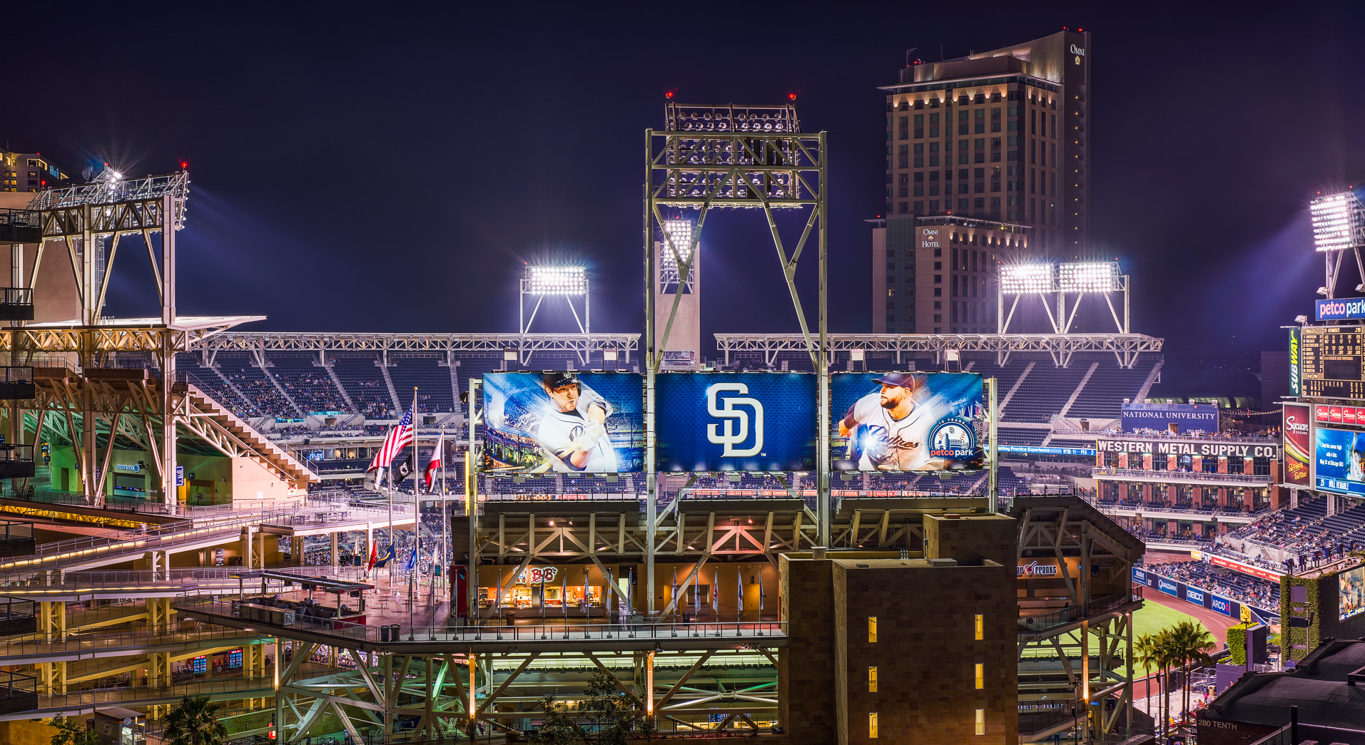 Photograph Petco Park by Scott Murphy on 500px