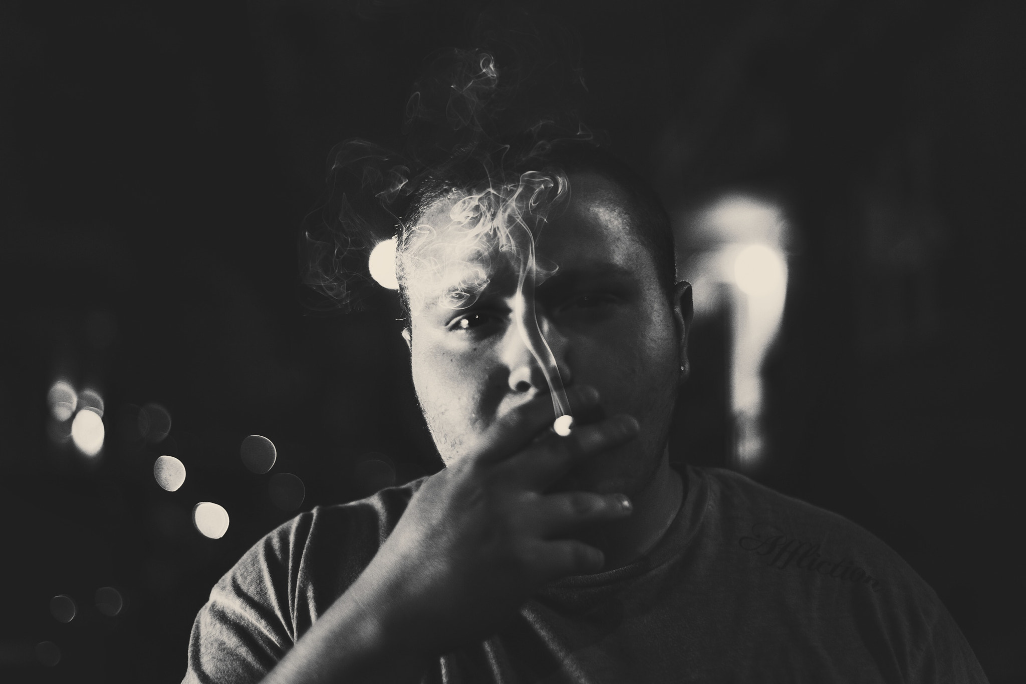 Photograph Smoking by Cody Sanfilippo on 500px