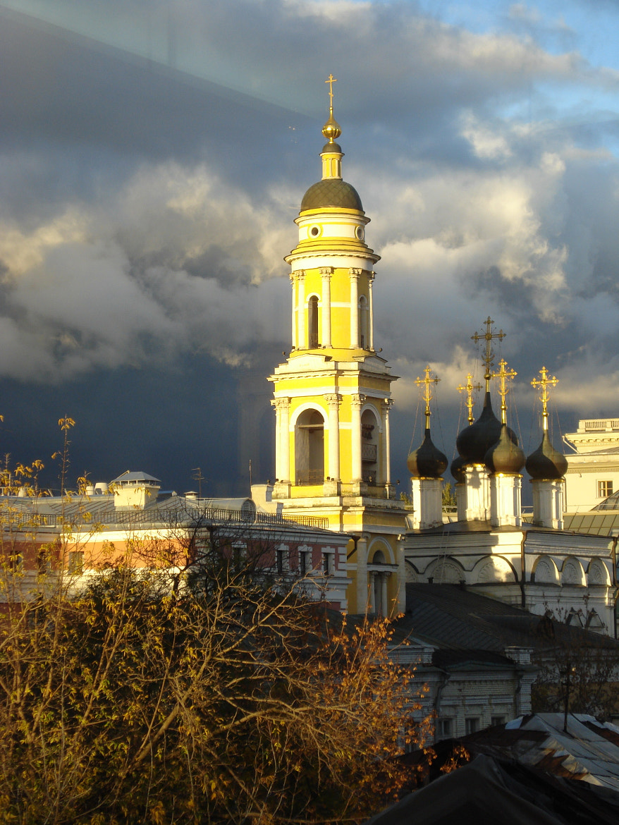 Photograph Outside my window. Moscow by Emma Nikitina on 500px
