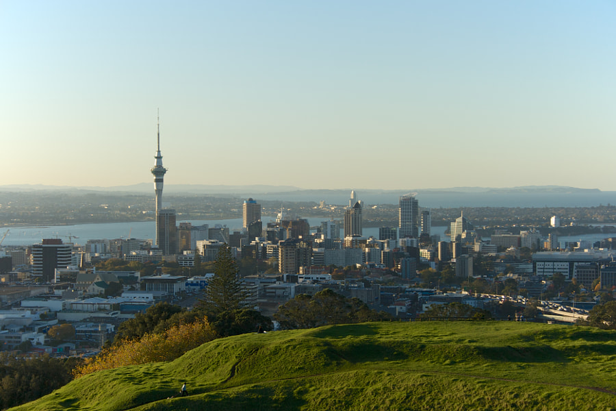 Photograph Auckland by Romain Piasecki on 500px